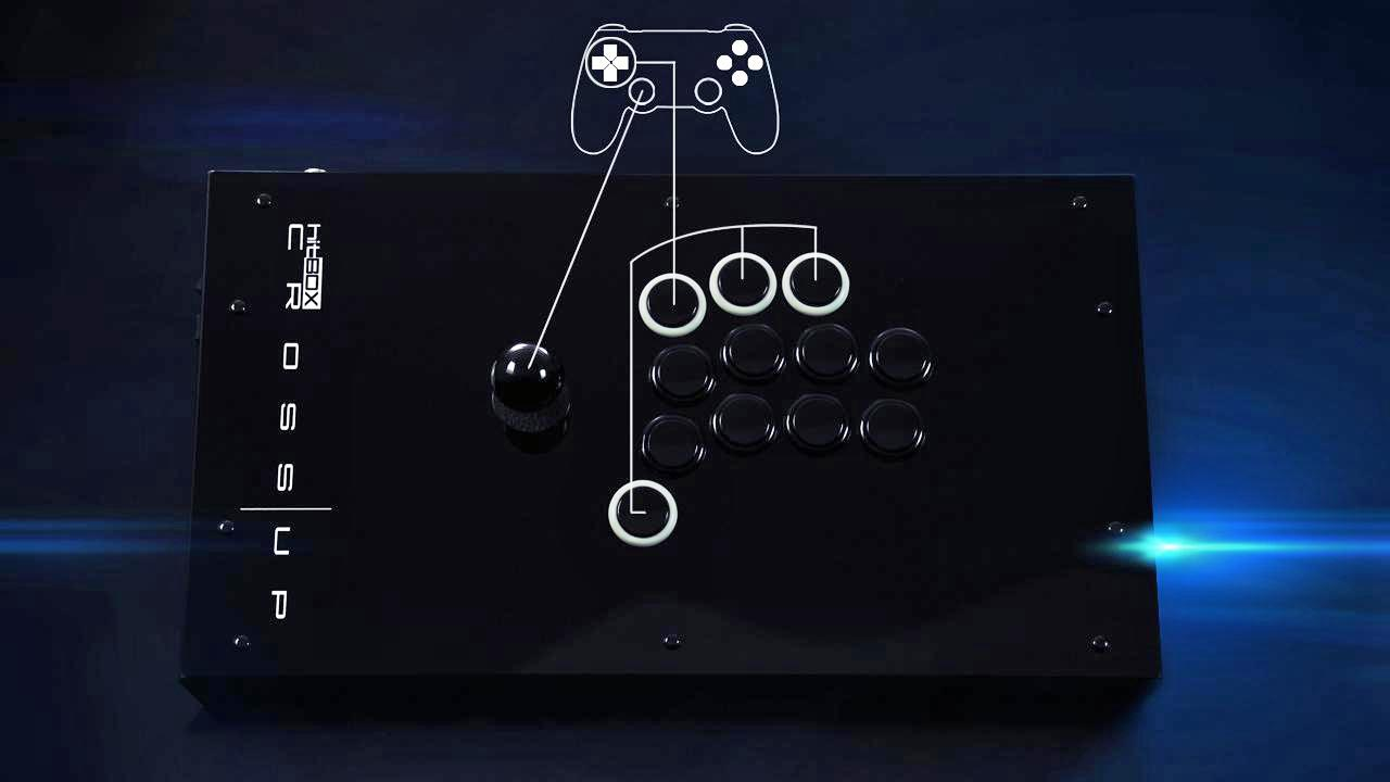 Cross Up controller 1 out of 4 image gallery