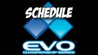 EVO Schedule and Commentators image #1