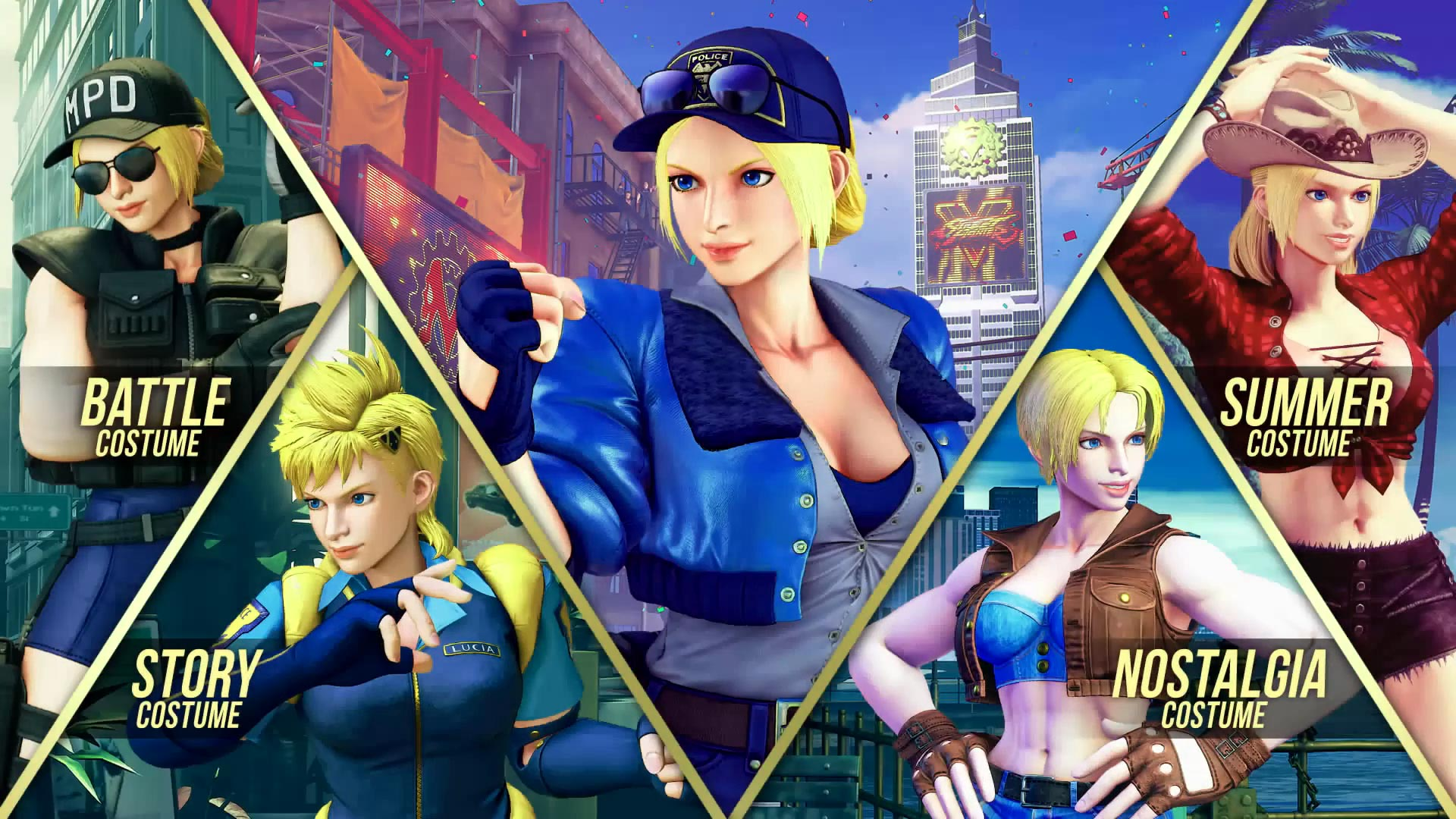Street Fighter 5 Leaked Gallery Of E Honda Lucia And Poison 3