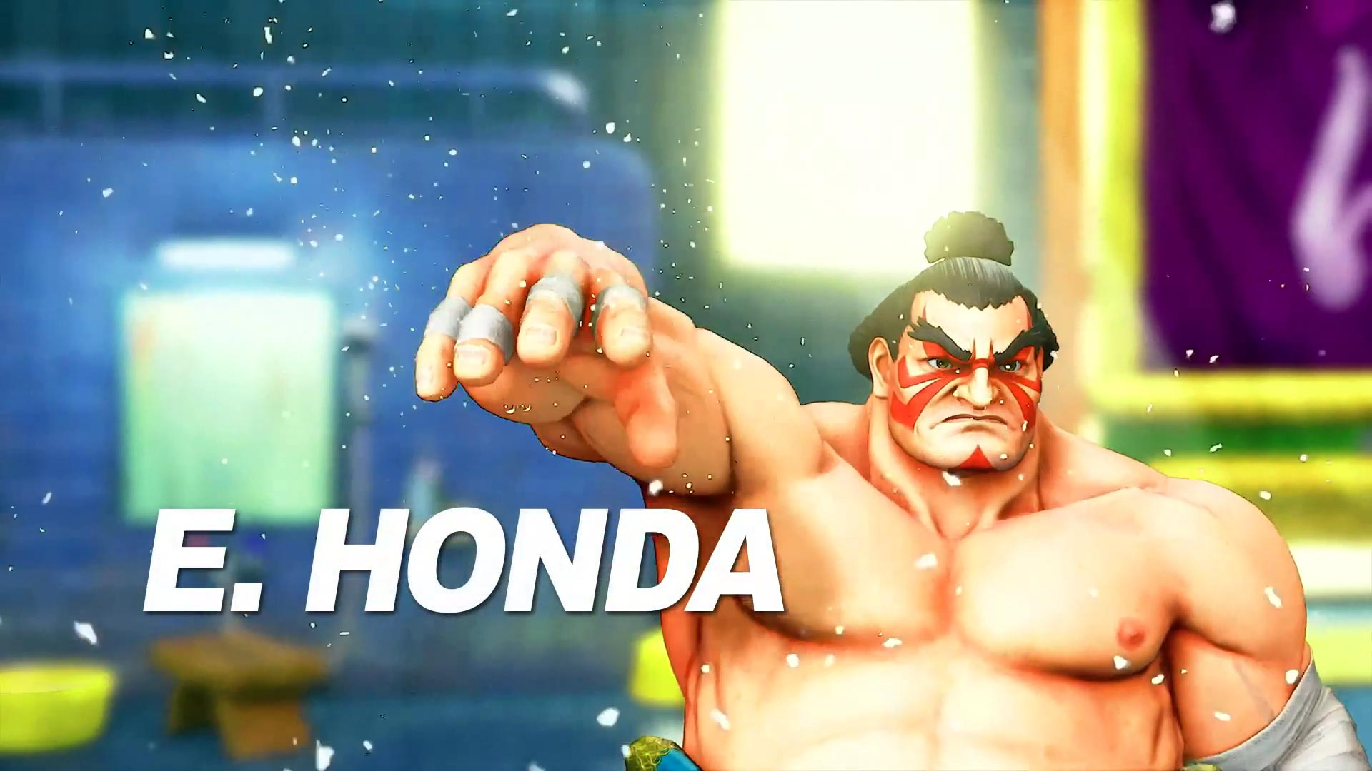 Street Fighter 5 leaked gallery of E. Honda, Lucia and Poison 6 out of 35 image gallery