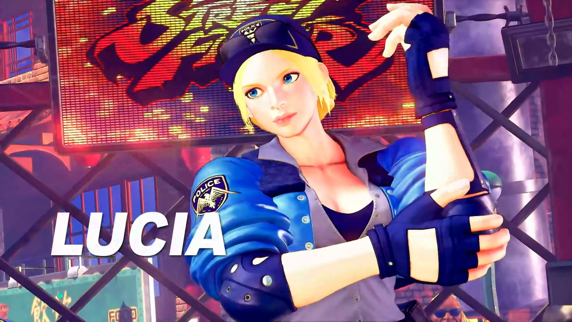 Street Fighter 5 leaked gallery of E. Honda, Lucia and Poison 7 out of 35 image gallery