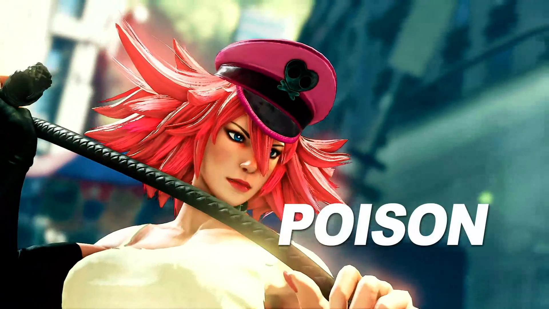 Street Fighter 5 leaked gallery of E. Honda, Lucia and Poison 8 out of 35 image gallery