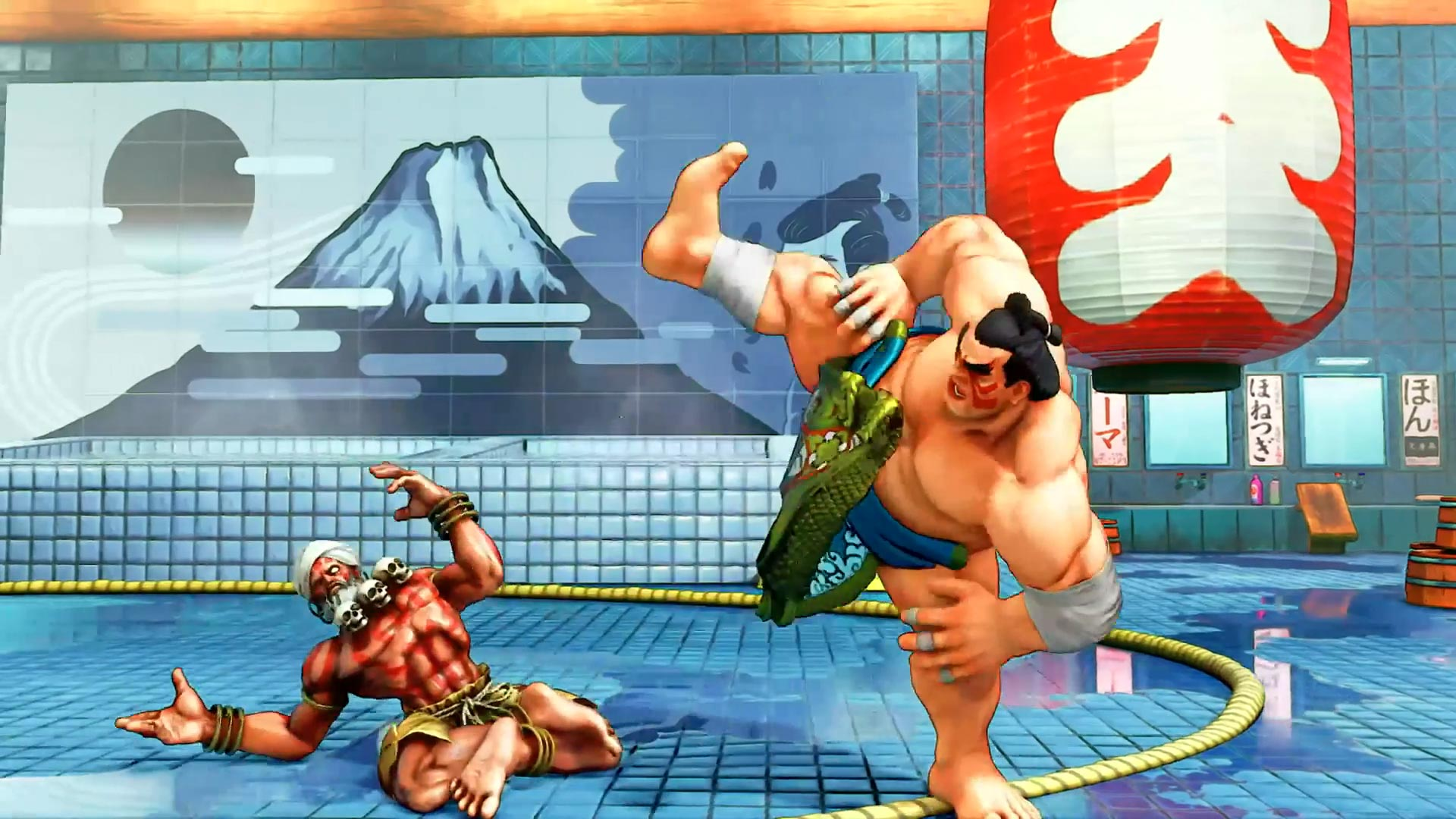 Street Fighter 5 leaked gallery of E. Honda, Lucia and Poison 12 out of 35 image gallery