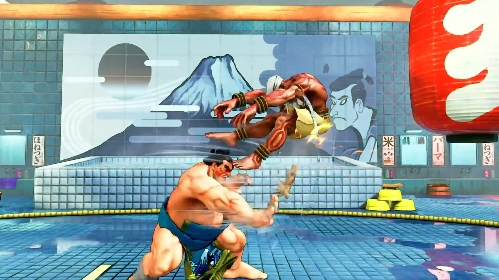Street Fighter 5 leaked gallery of E. Honda, Lucia and Poison 15 out of 35 image gallery