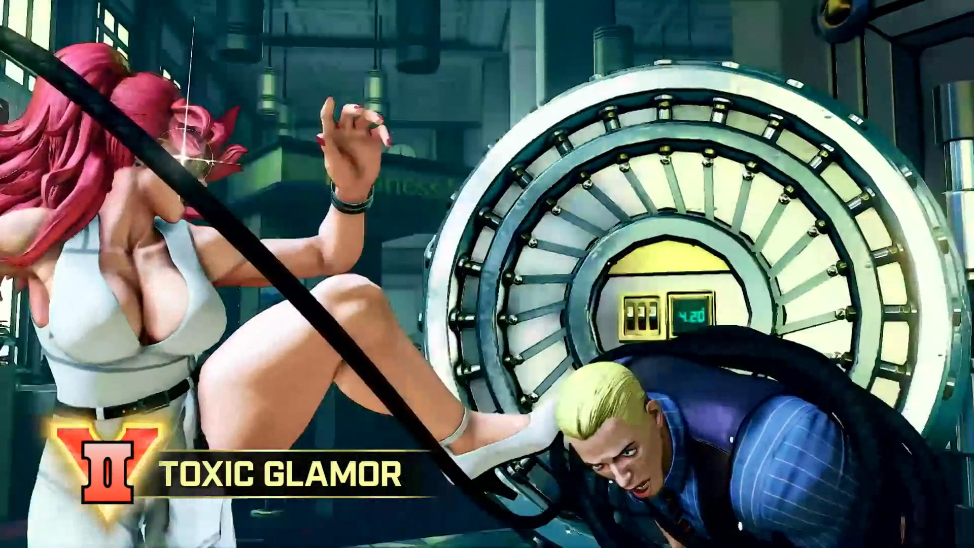 Street Fighter 5 leaked gallery of E. Honda, Lucia and Poison 20 out of 35 image gallery