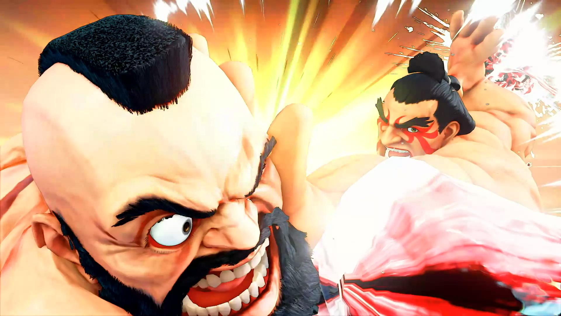 Street Fighter 5 leaked gallery of E. Honda, Lucia and Poison 26 out of 35 image gallery