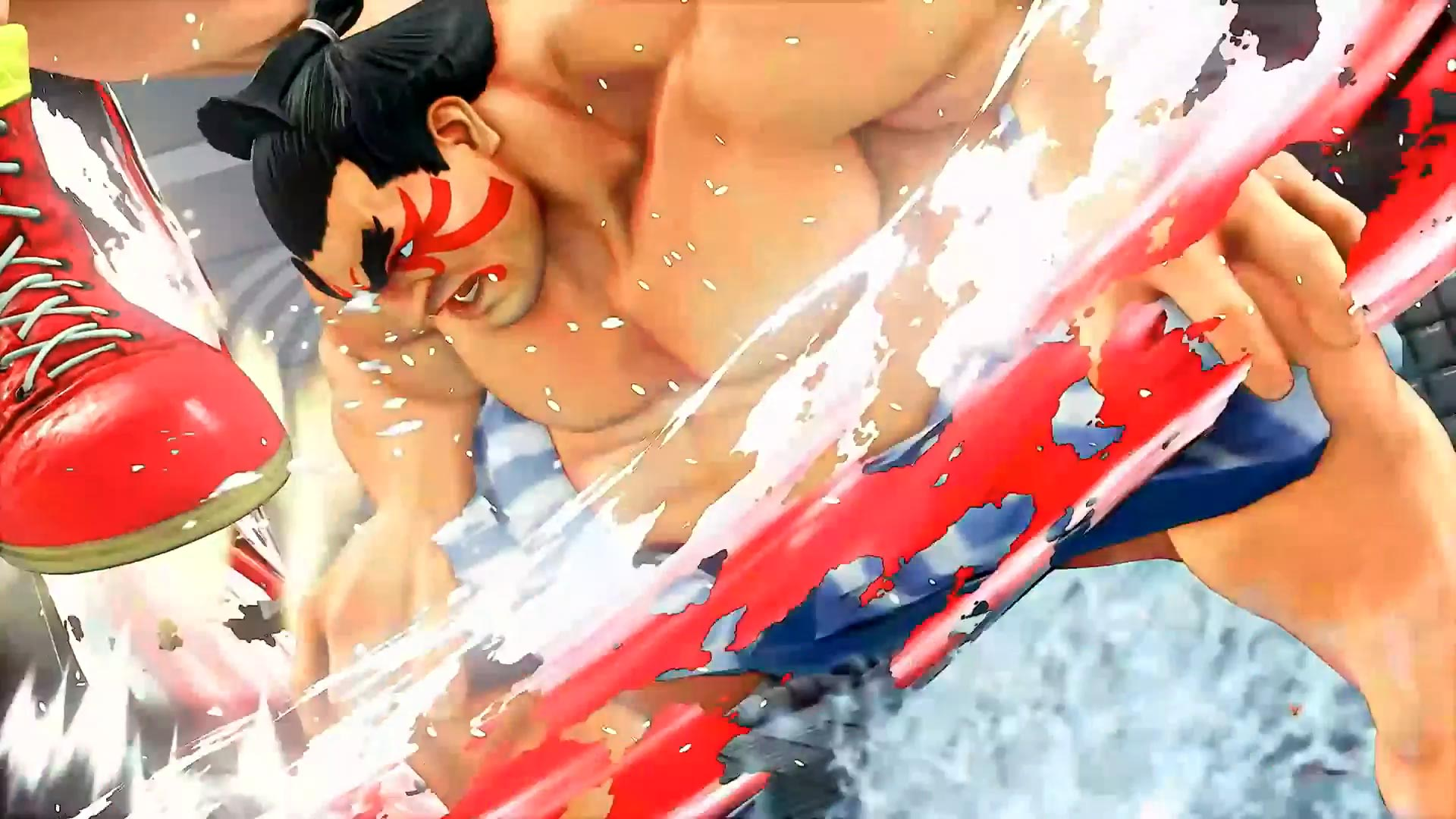 Street Fighter 5 leaked gallery of E. Honda, Lucia and Poison 28 out of 35 image gallery