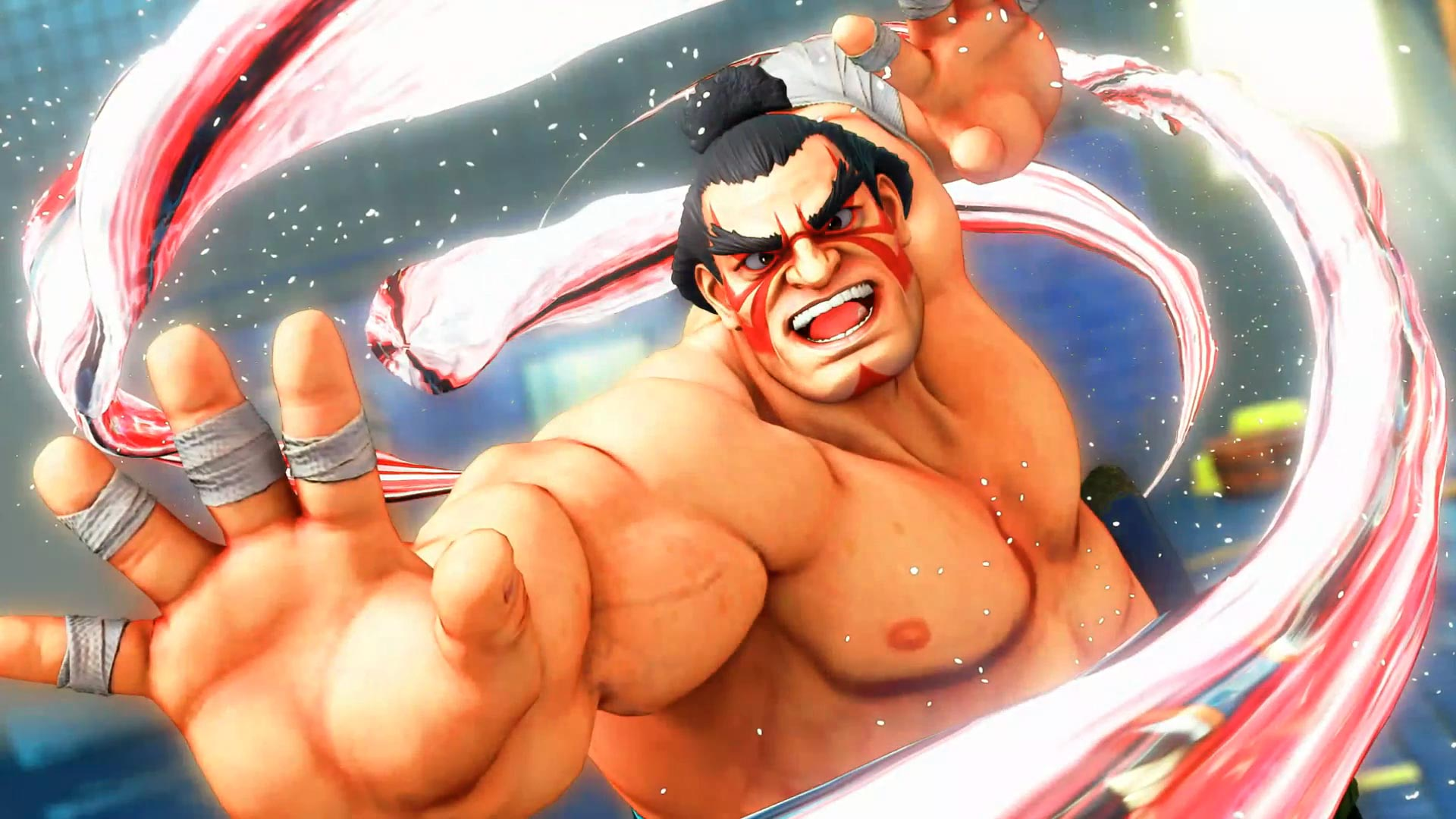 Street Fighter 5 leaked gallery of E. Honda, Lucia and Poison 30 out of 35 image gallery