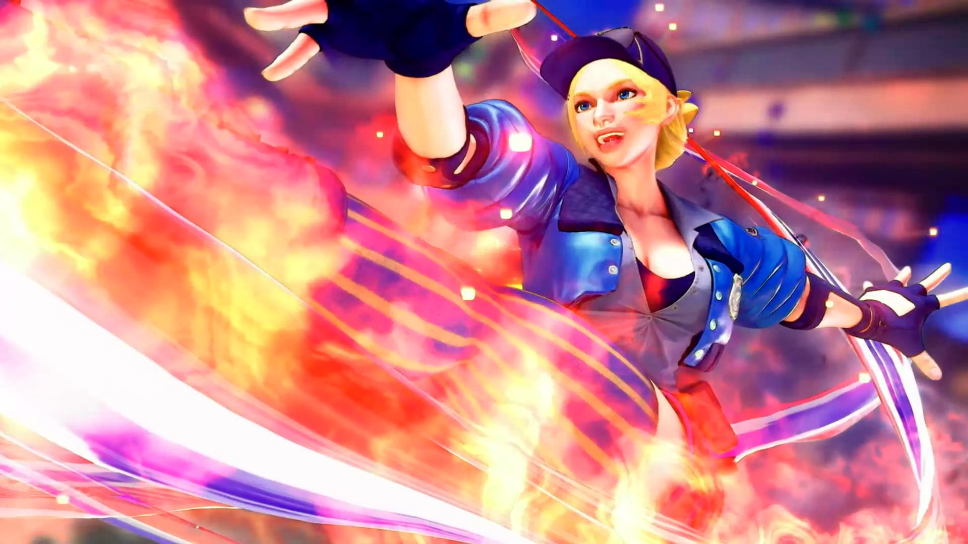 Street Fighter 5 leaked gallery of E. Honda, Lucia and Poison 32 out of 35 image gallery