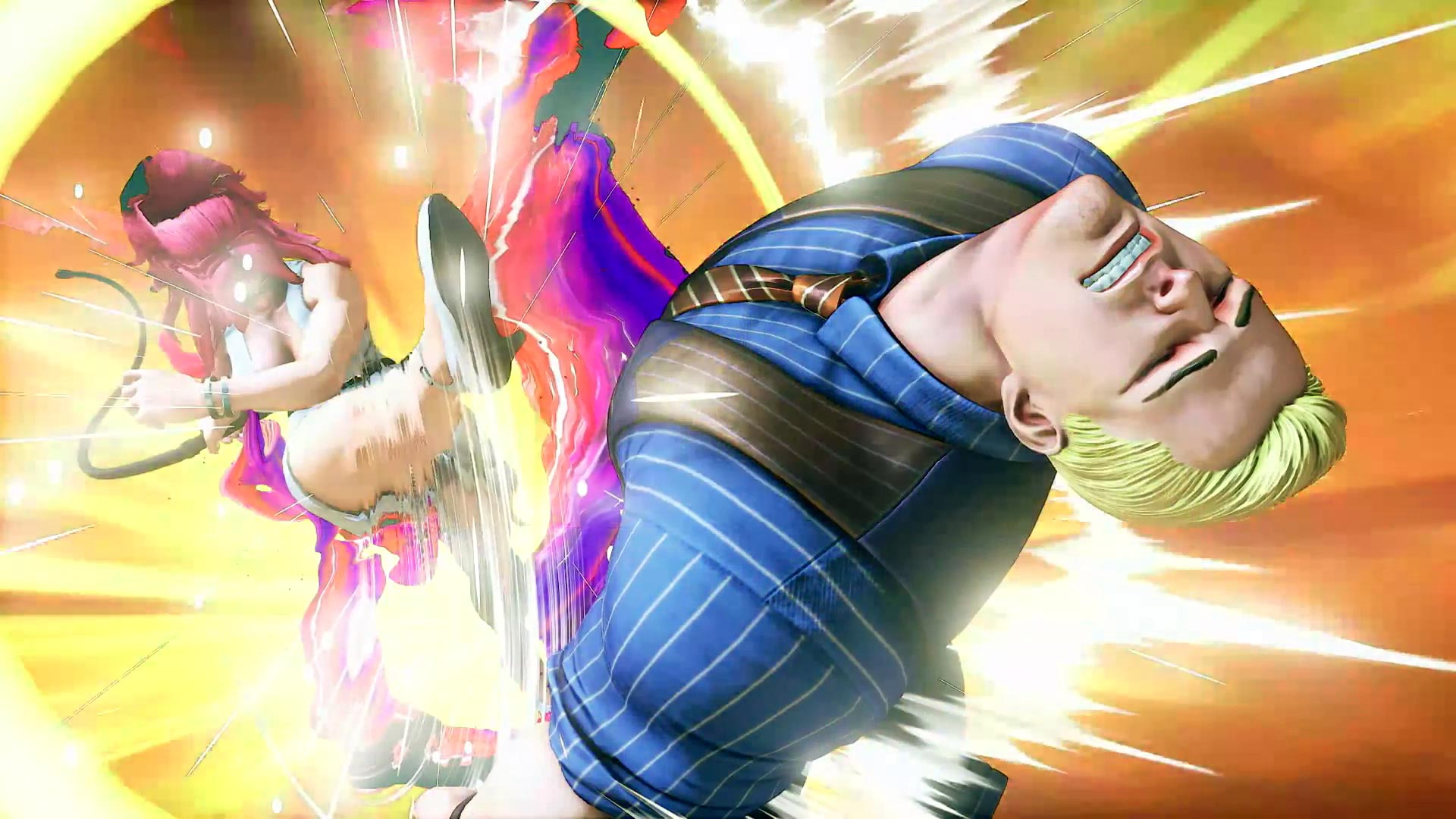 Street Fighter 5 leaked gallery of E. Honda, Lucia and Poison 34 out of 35 image gallery