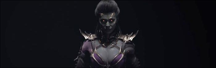 First look at DLC character Sindel in Mortal Kombat 11 revealed