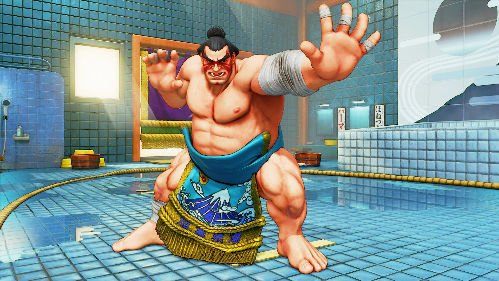 Street Fighter 5 Summer bundle DLC screenshots 2 out of 8 image gallery
