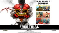 Street Fighter 5 Summer bundle DLC screenshots  out of 8 image gallery