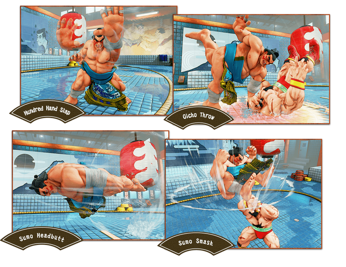 SF5 new move lists 5 out of 10 image gallery
