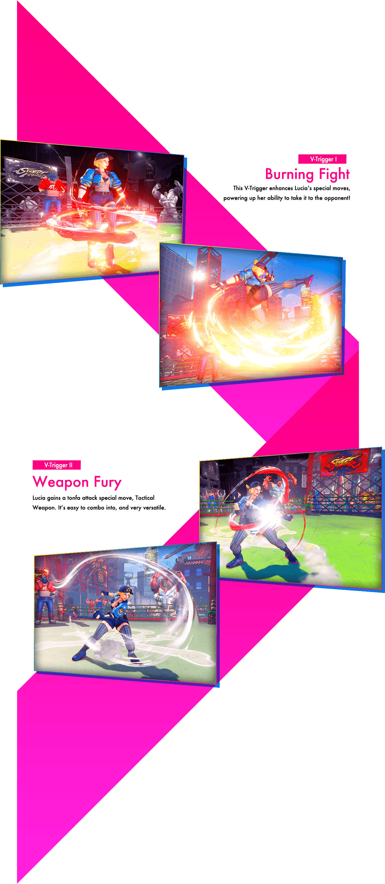 SF5 new move lists 10 out of 10 image gallery