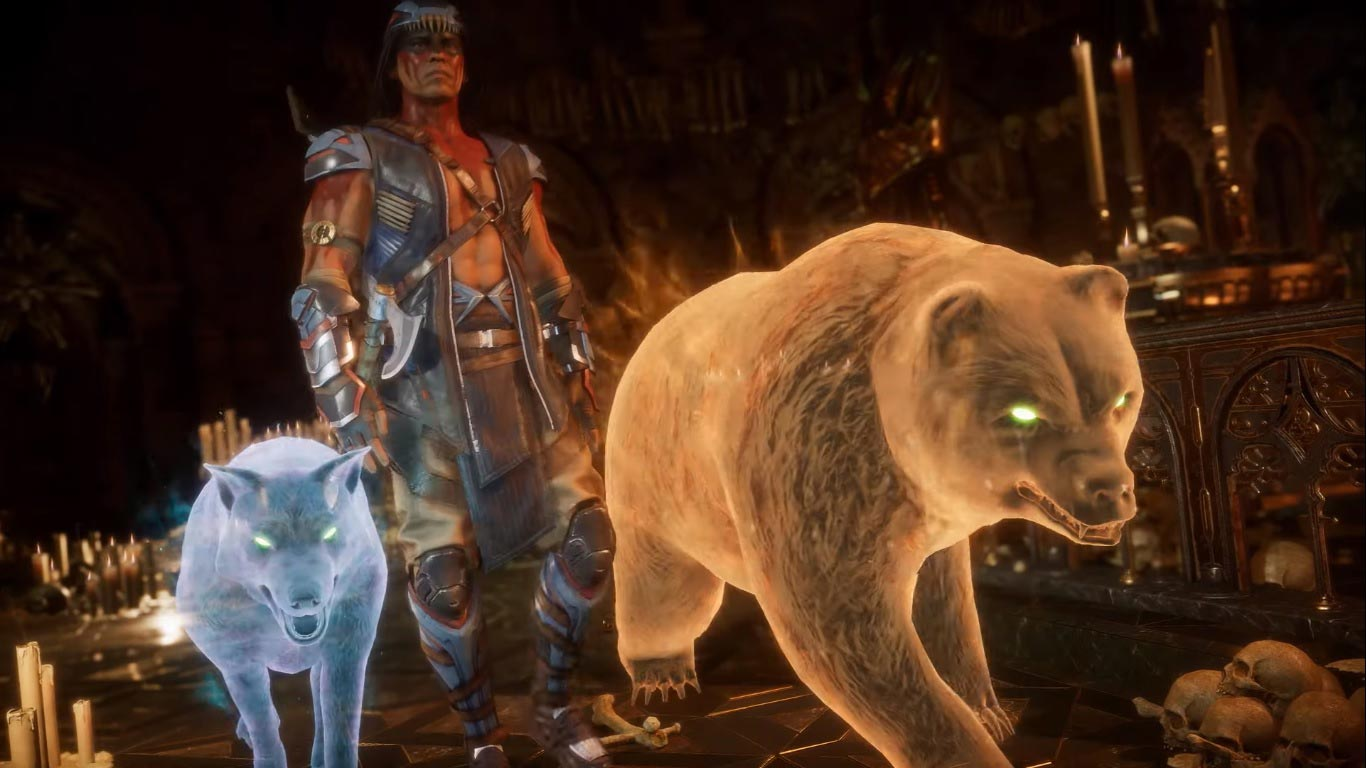 Nightwolf in Mortal Kombat 11 1 out of 9 image gallery