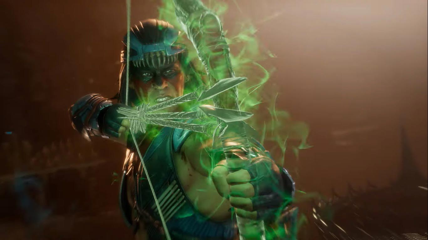 Nightwolf in Mortal Kombat 11 4 out of 9 image gallery