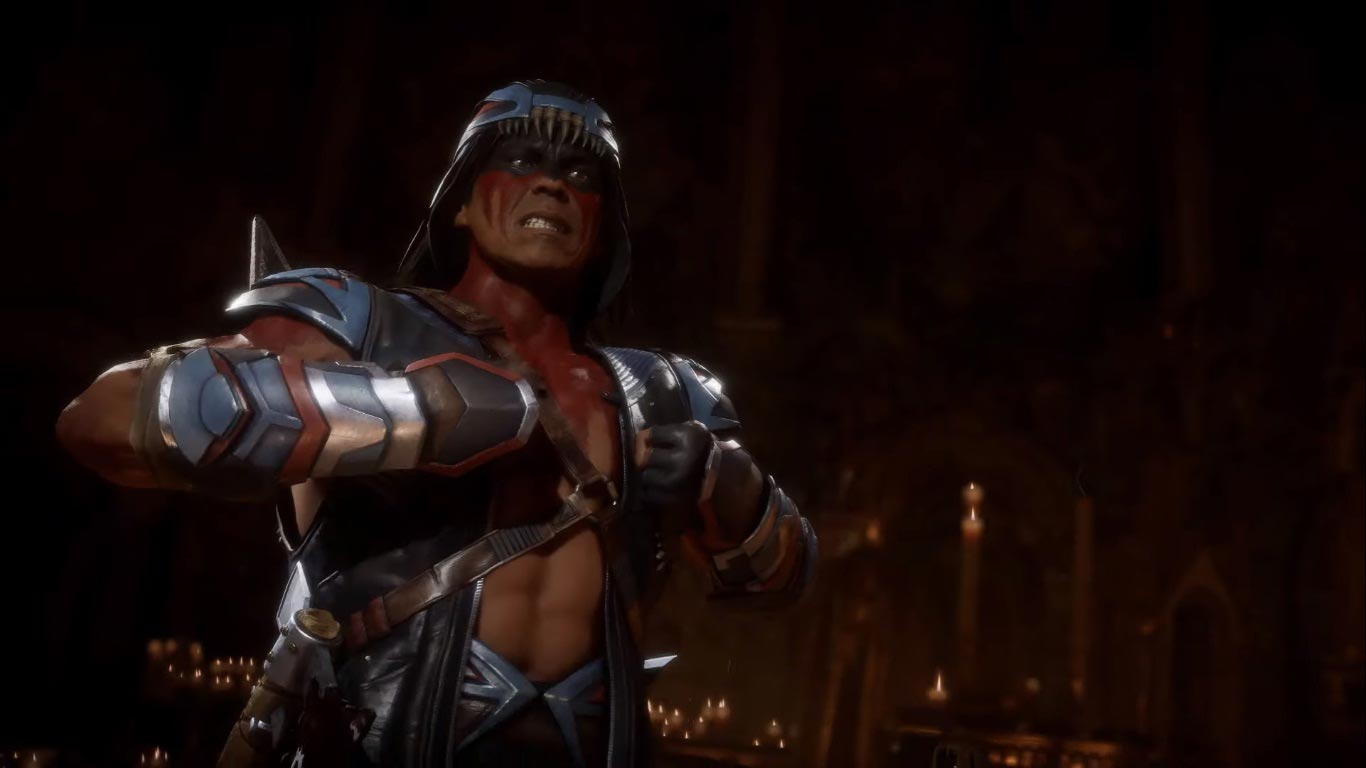 Nightwolf in Mortal Kombat 11 5 out of 9 image gallery