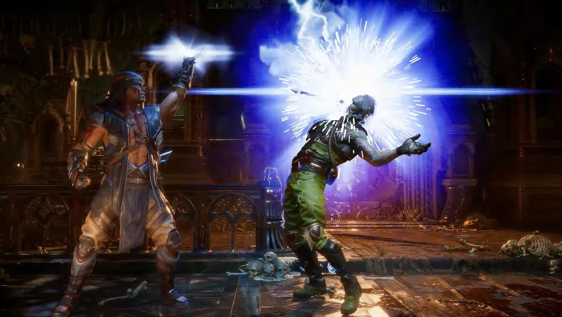 Nightwolf in Mortal Kombat 11 7 out of 9 image gallery