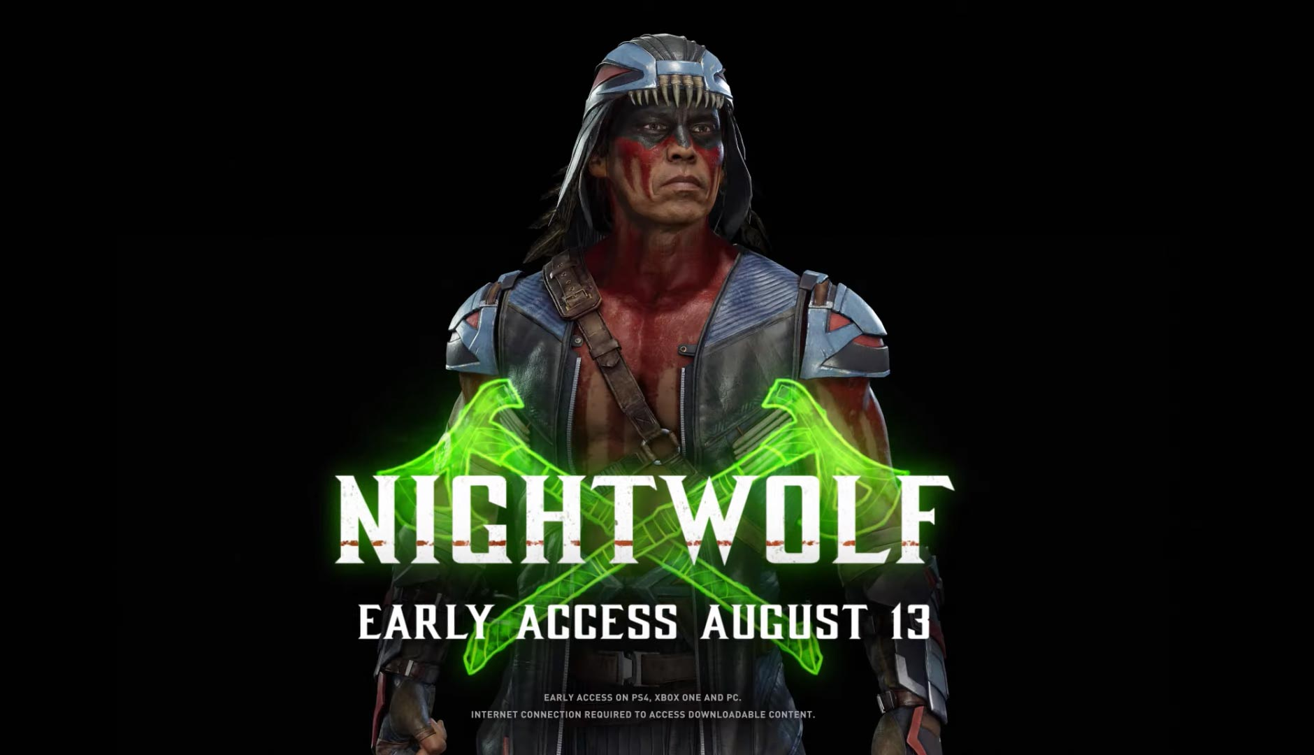 Nightwolf in Mortal Kombat 11 8 out of 9 image gallery