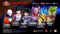 Janemba and Super Saiyan Blue Gogeta Dragon Ball FighterZ gallery image #3