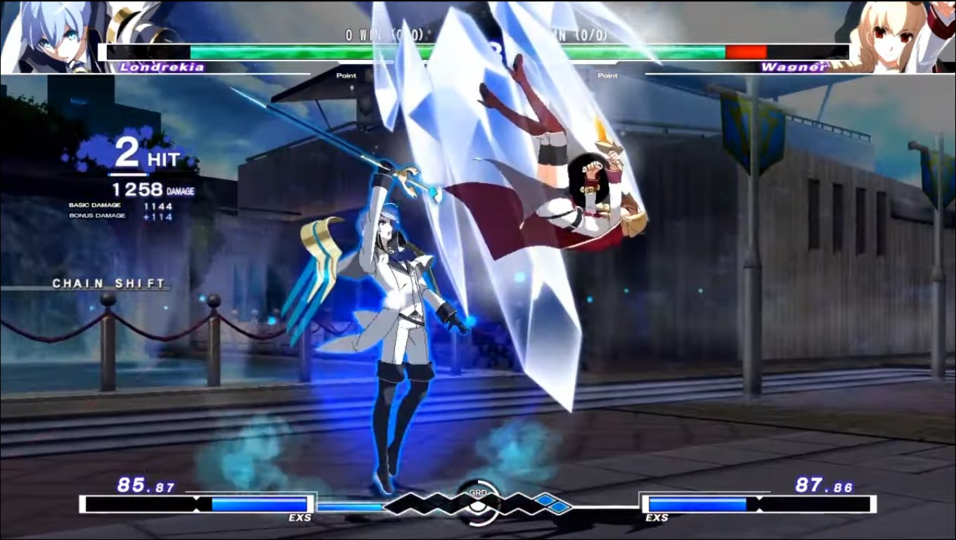 Under Night In-Birth EXE: Late[cl-r] 4 out of 8 image gallery