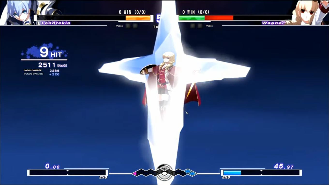 Under Night In-Birth EXE: Late[cl-r] 6 out of 8 image gallery