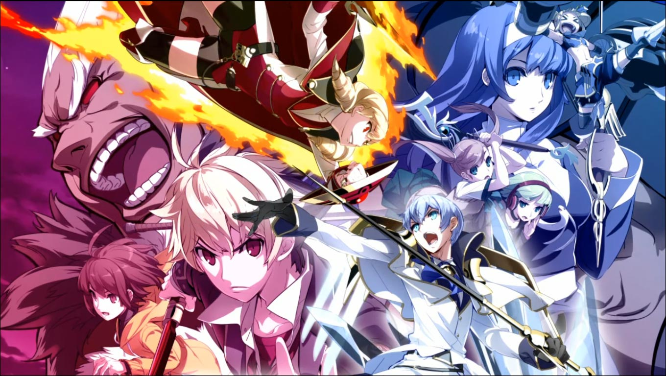 Under Night In-Birth EXE: Late[cl-r] 7 out of 8 image gallery