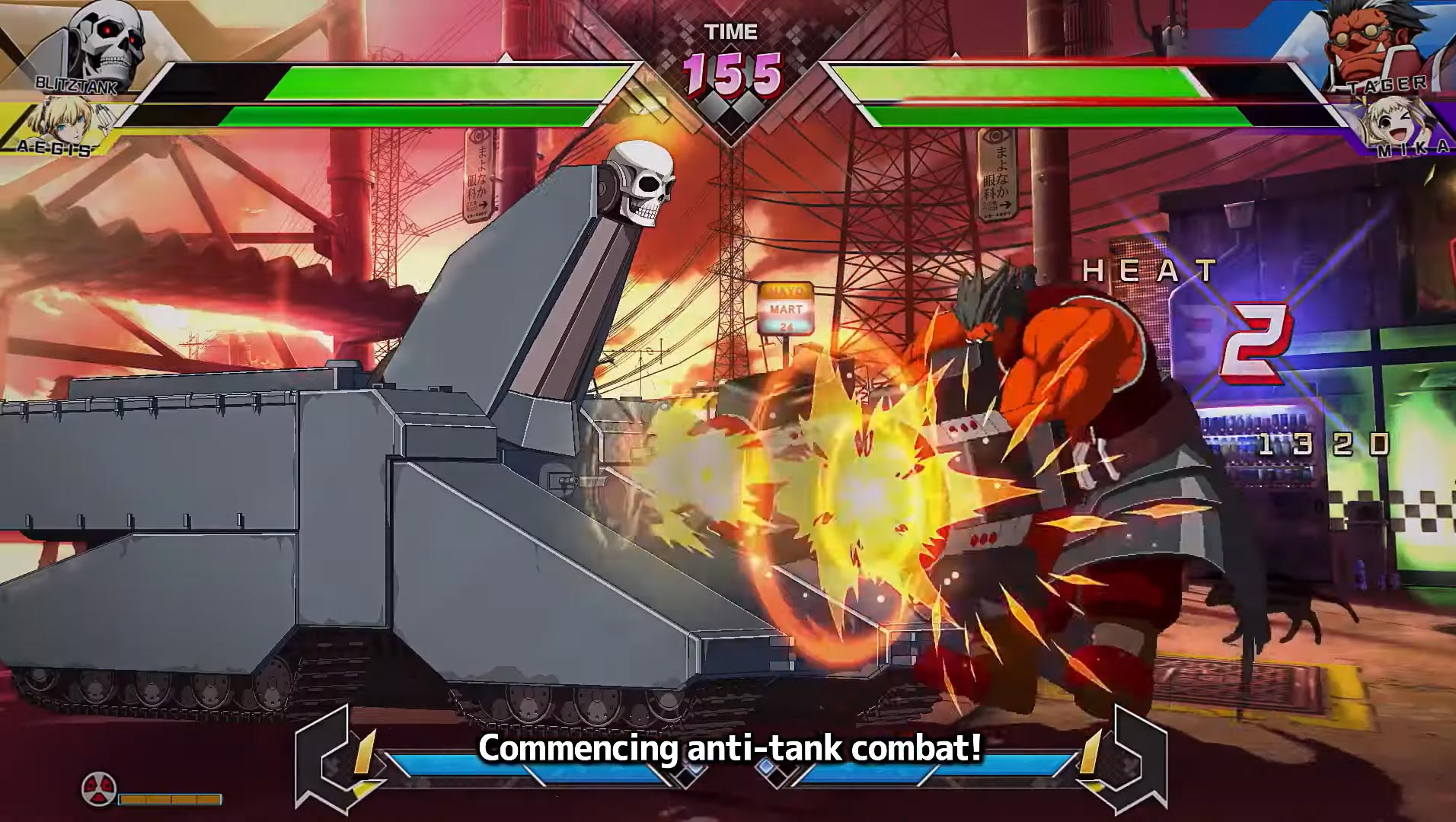 BlazBlue Cross Tag 2.0 3 out of 8 image gallery