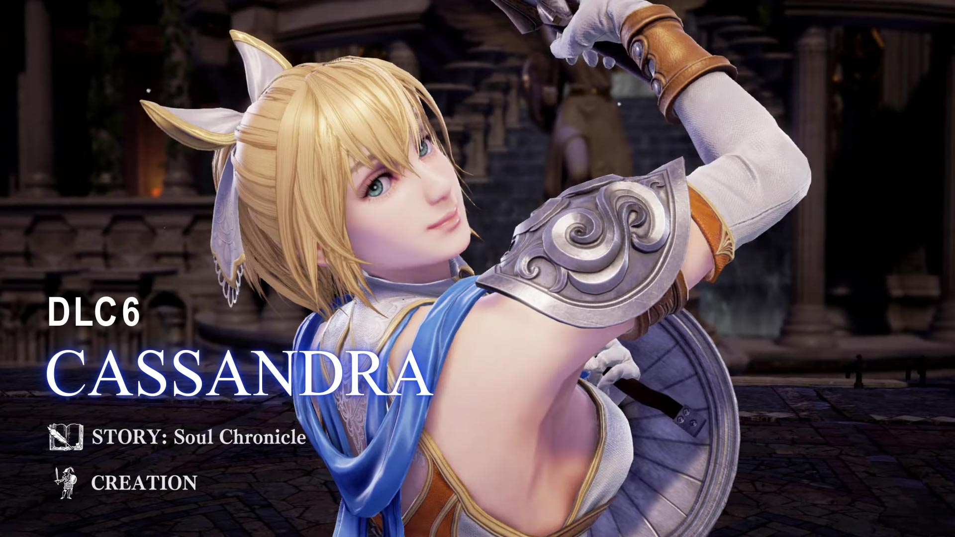 Cassandra and Haohmaru in Soul Calibur 6 2 out of 10 image gallery