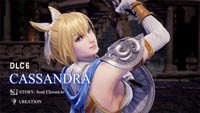 Cassandra and Haohmaru in Soul Calibur 6  out of 10 image gallery