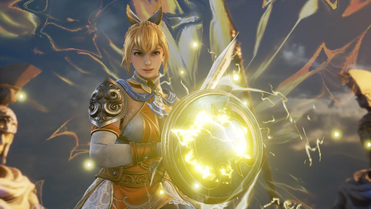 Cassandra and Haohmaru in Soul Calibur 6 6 out of 10 image gallery