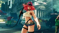E. Honda, Poison, and Lucia in Street Fighter 5 image #1