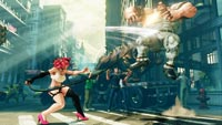 E. Honda, Poison, and Lucia in Street Fighter 5 image #2