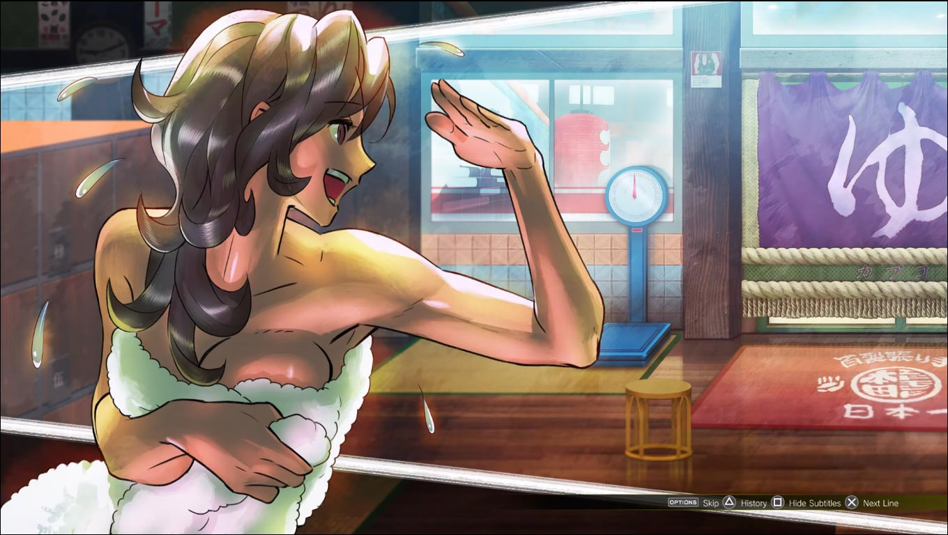 Street Fighter 5 E. Honda, Lucia, and Poison stories 1 out of 27 image gallery