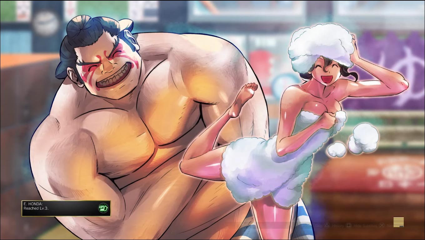Street Fighter 5 E. Honda, Lucia, and Poison stories 3 out of 27 image gallery