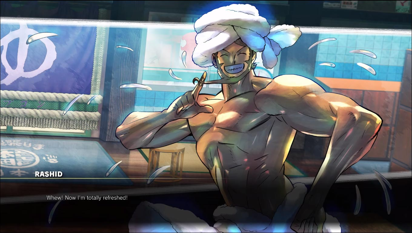 Street Fighter 5 E. Honda, Lucia, and Poison stories 4 out of 27 image gallery