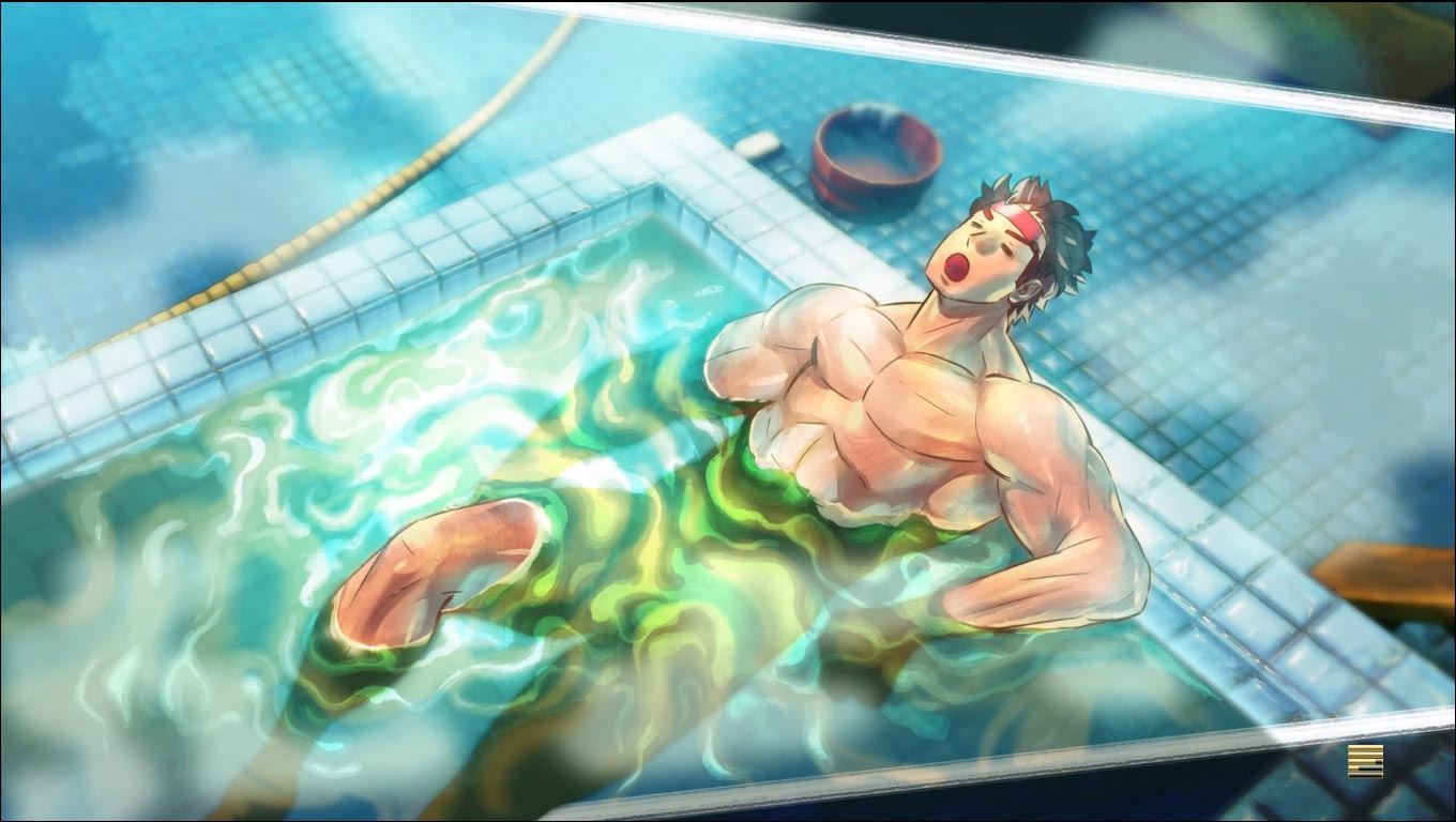Street Fighter 5 E. Honda, Lucia, and Poison stories 8 out of 27 image gallery
