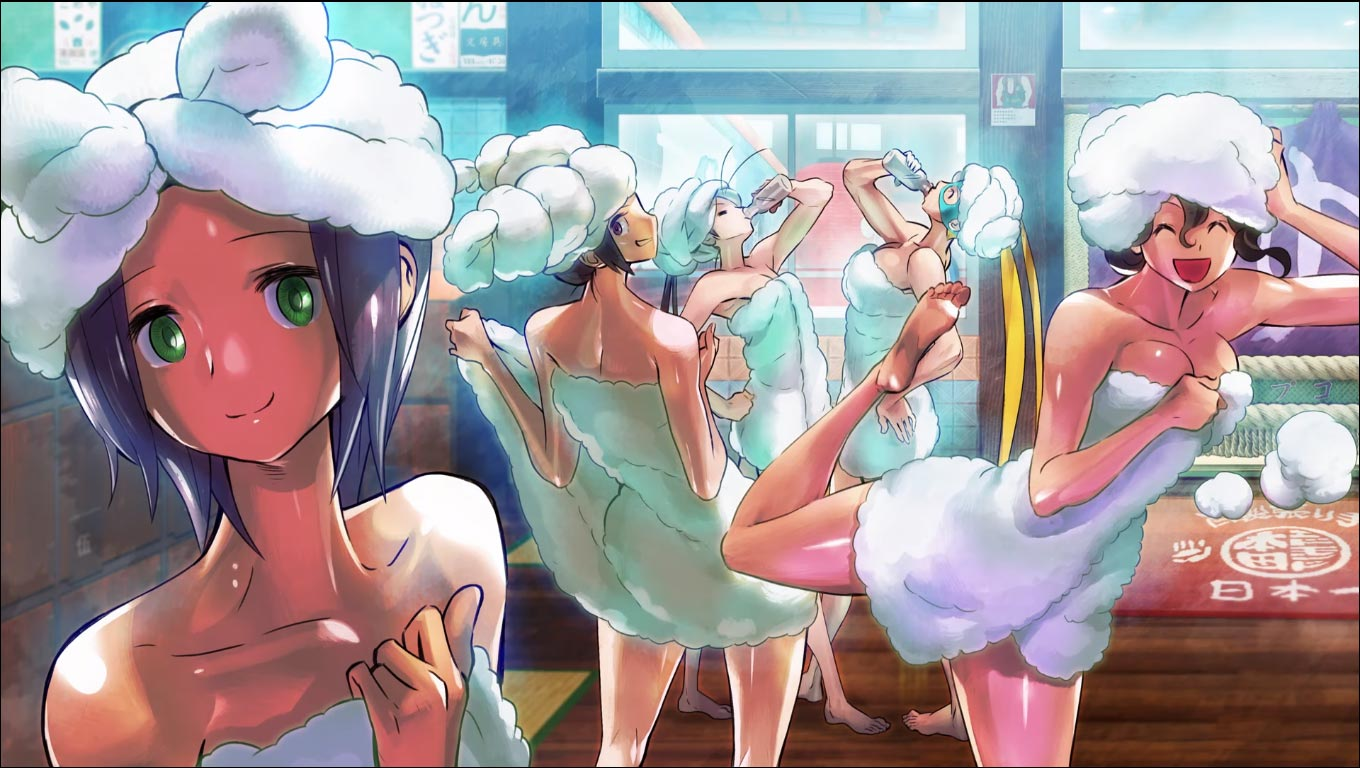 Street Fighter 5 E. Honda, Lucia, and Poison stories 9 out of 27 image gallery