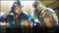 Street Fighter 5 E. Honda, Lucia, and Poison stories  out of 27 image gallery