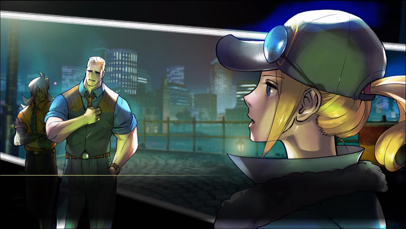 Street Fighter 5 E. Honda, Lucia, and Poison stories 16 out of 27 image gallery