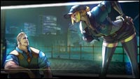 Street Fighter 5 E. Honda, Lucia, and Poison stories image #17