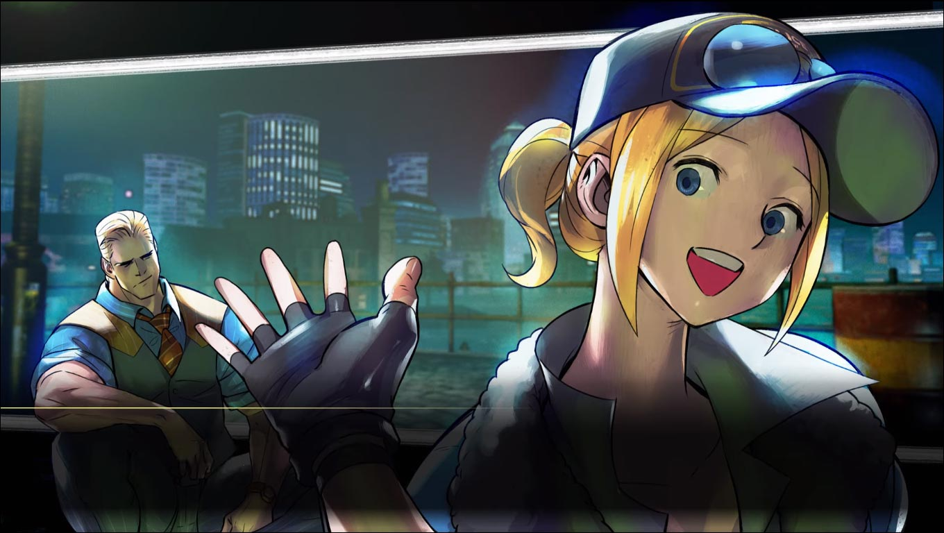 Street Fighter 5 E. Honda, Lucia, and Poison stories 18 out of 27 image gallery