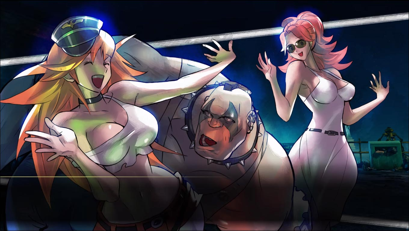 Street Fighter 5 E. Honda, Lucia, and Poison stories 21 out of 27 image gallery