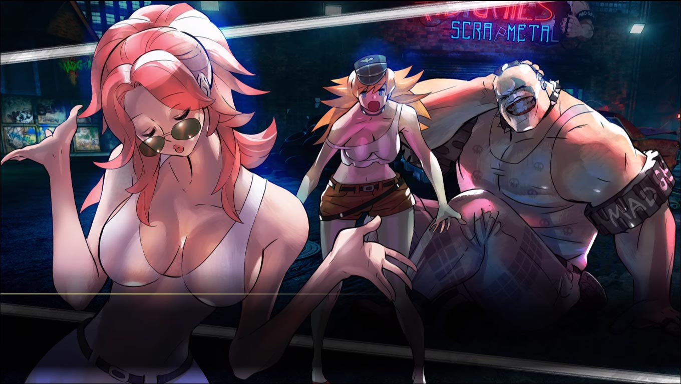 Street Fighter 5 E. Honda, Lucia, and Poison stories 22 out of 27 image gallery