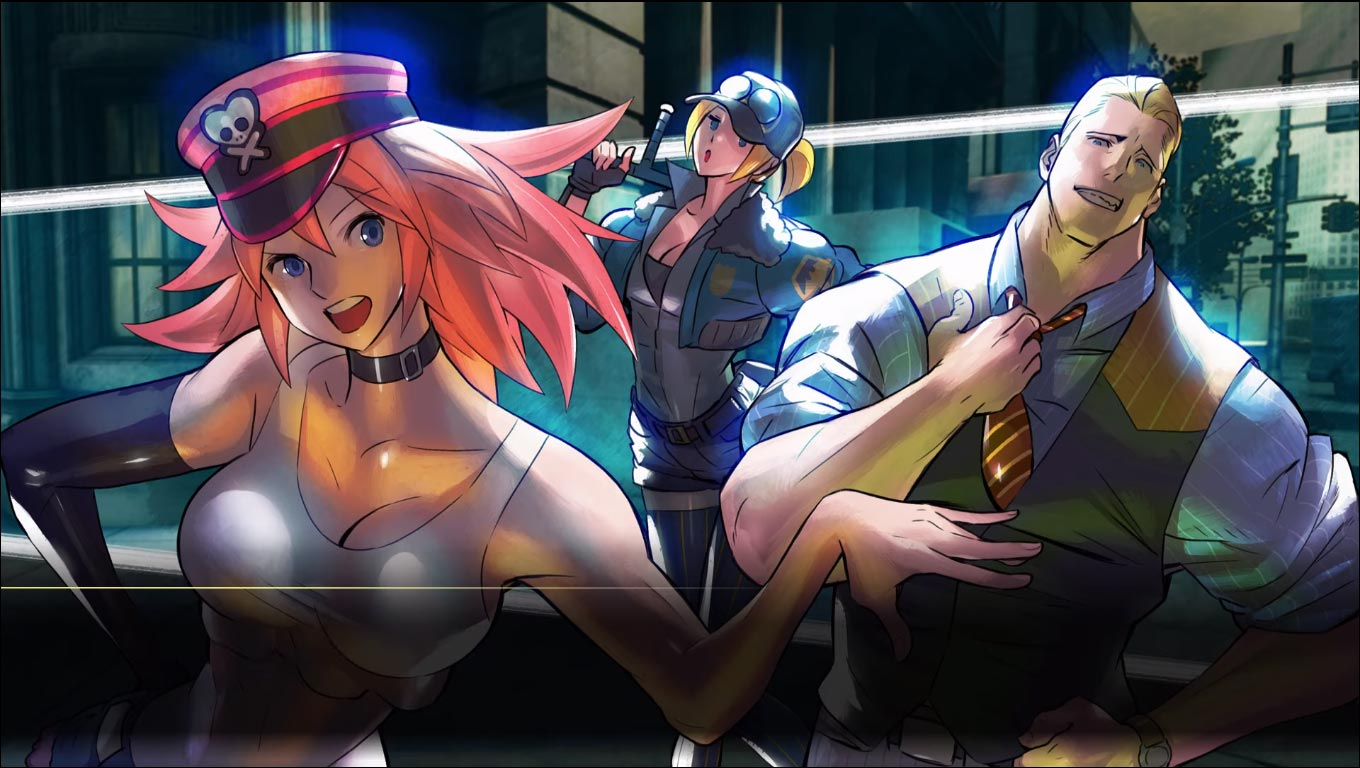 Street Fighter 5 E. Honda, Lucia, and Poison stories 24 out of 27 image gallery