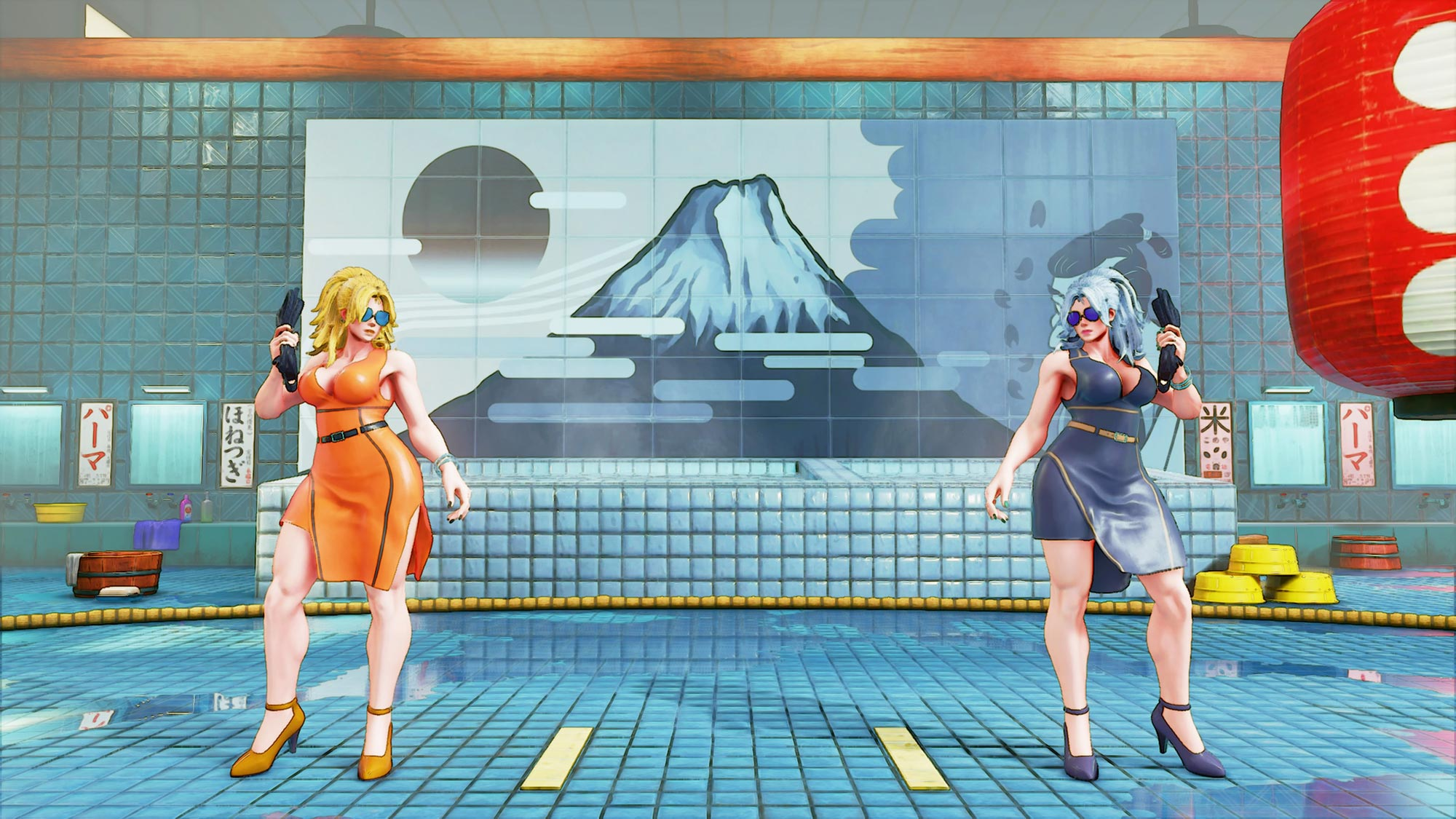 Poison's costume colors in Street Fighter 5 3 out of 22 image gallery