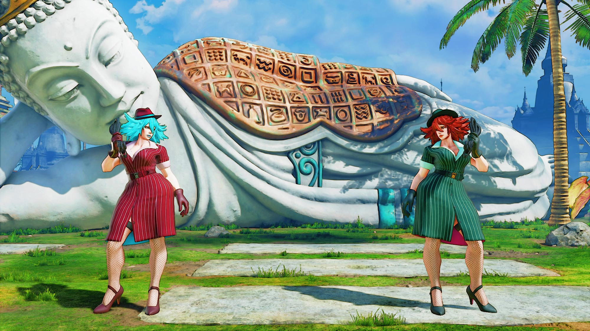 Poison's costume colors in Street Fighter 5 8 out of 22 image gallery