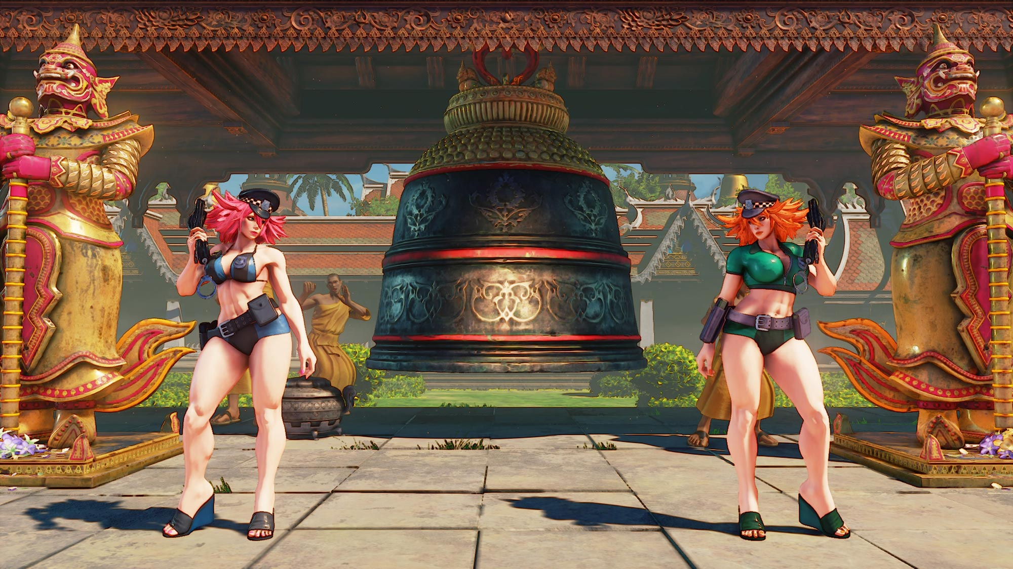 Poison's costume colors in Street Fighter 5 18 out of 22 image gallery