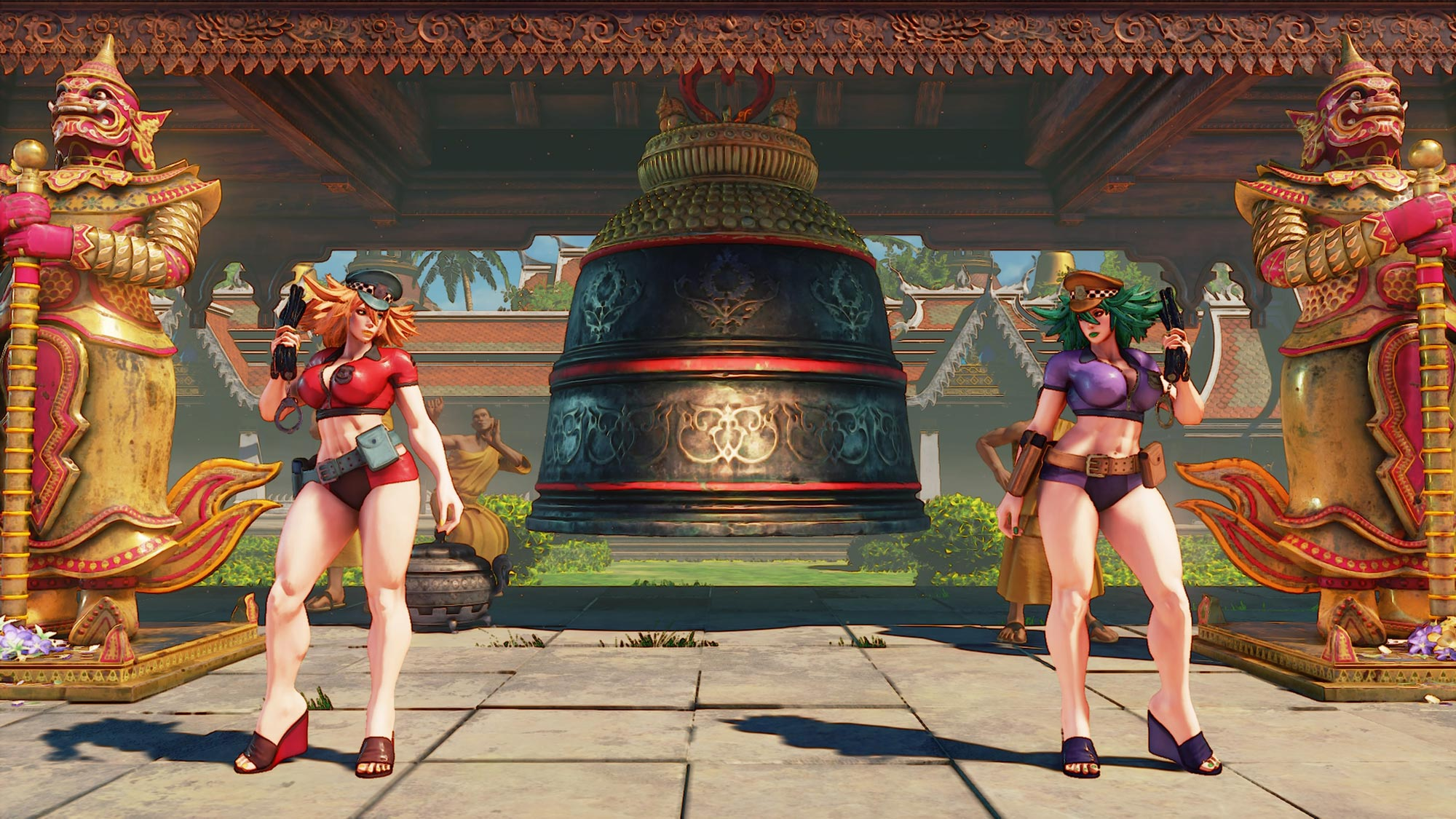 Poison's costume colors in Street Fighter 5 19 out of 22 image gallery